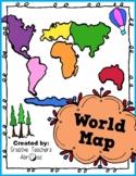 World Map Activity