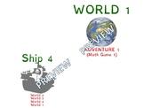 World Map (Editable) Center Rotations