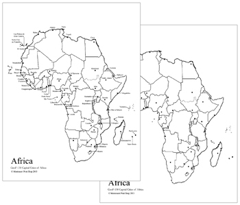 World Maps Bundle