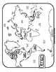World Maps - Color, Black and White, Blank