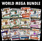 World Mega Bundle | Classroom Center Activities