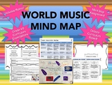 World Music Cultures & Instrument Study with Rubric! (Ontario Curriculum Based)