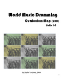 World Music Drumming Curriculum Map