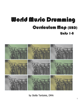 World Music Drumming Curriculum Map