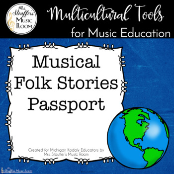 World Music Folk Stories Passport