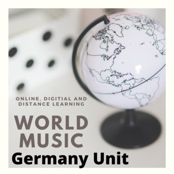 World Music: Germany Unit