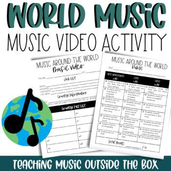 World Music Lesson - Music Videos