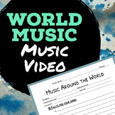 World Music Lesson Music Videos for General Music