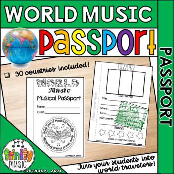 World Music Musical Passport