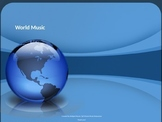 World Music PowerPoint