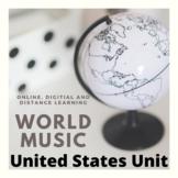 World Music: USA Unit