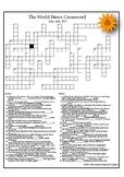 World News Crossword (May 14th, 2017)