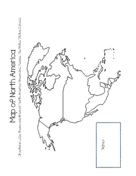 World & North America Geography Assessment