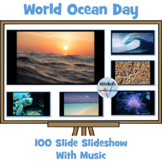 World Ocean Day Slideshow Presentation With Music