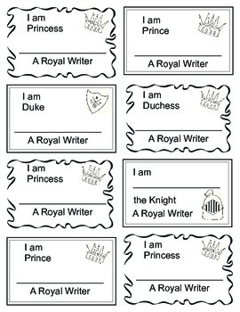 World Of Smiles Royal Pencil Pressure Activity