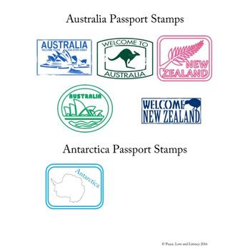 World Passport Activity