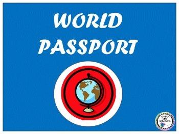 World Passport - Christmas Around the World/International Studies