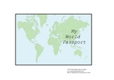 World Passport Template