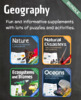 Geography Bundle (Nature, Oceans and Natural Disasters)