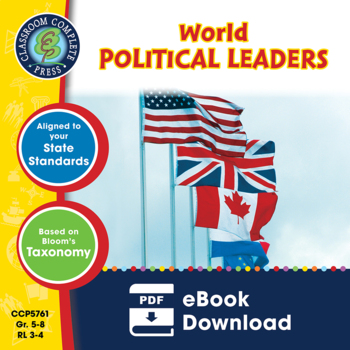 World Political Leaders Gr. 5-8