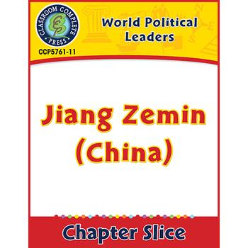 World Political Leaders: Jiang Zemin (China) Gr. 5-8