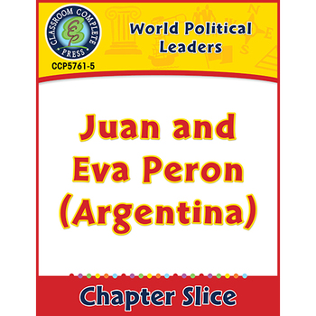 a biography of eva peron an argentine political leader