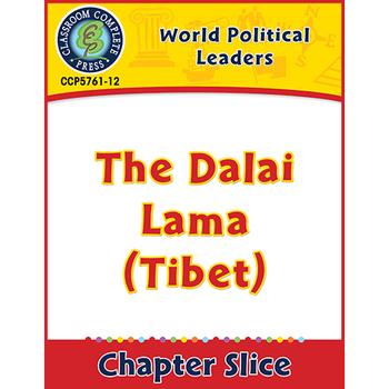 World Political Leaders: The Dalai Lama (Tibet) Gr. 5-8
