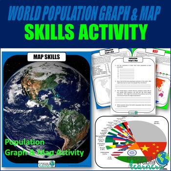 World Population Map & Graph Activity