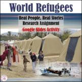 World Refugees - Research, Informational Writing
