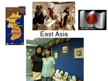 World Regional Geography East and Southeast Asia Power Point