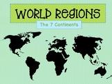 World Regions Slideshow