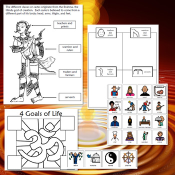 World Religion BUNDLE: 5 complete units for special education