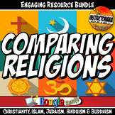 World Religion Lesson Set Activity & Informational Text, C