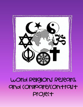 World Religion Research Project