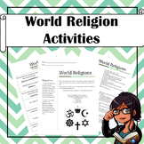 World Religion Review Pack