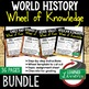 World Religions Activity, Wheel of Knowledge (Interactive Notebook)