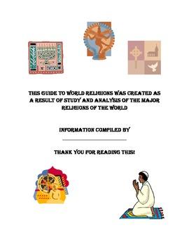 World Religions Book