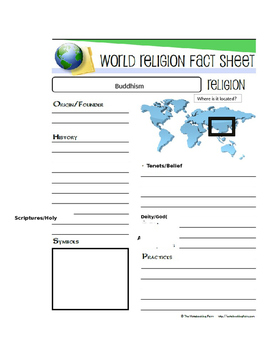 World Religions: Buddhism