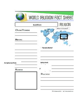 World Religions: Buddhism