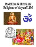 World Religions-Buddhism and Hinduism Comparison Activity