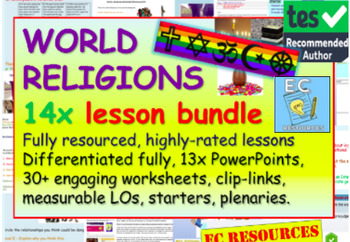 World Religions Bundle