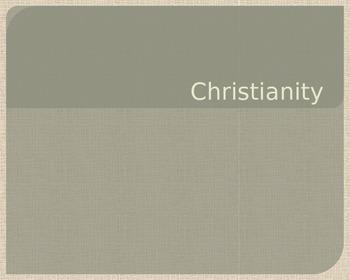 World Religions Christianity