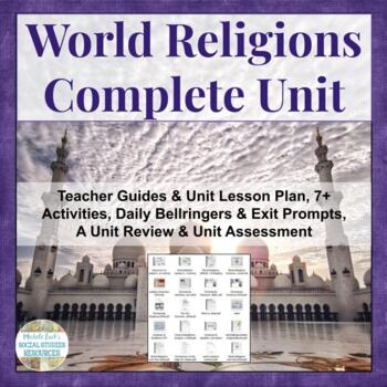 World Religions Complete Unit