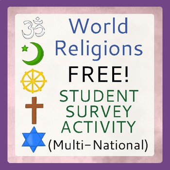 World Religions FREE Resource