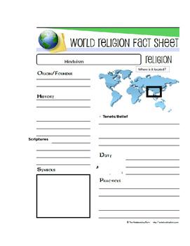 World Religions: Hinduism