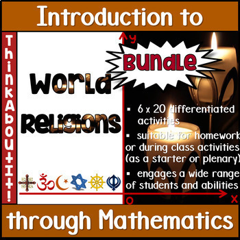 World Religions: Introduction to World Religions through Mathematics