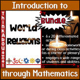 World Religions: Introduction to World Religions through M