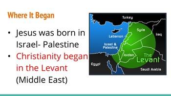 World Religions: Judaism, Christianity, Islam (Interactive Notebook)
