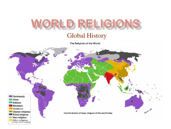 World Religions Overview