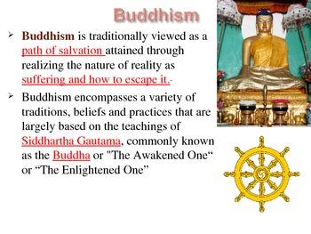 World Religions Overview By WorldHistoryTeach Teachers Pay Teachers - World religions explained
